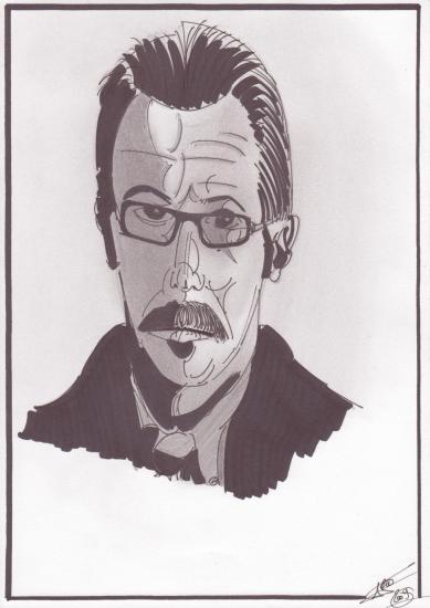 Gary Oldman by shark.81